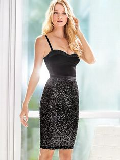 Sequin Pencil Skirt #VictoriasSecret http://www.victoriassecret.com/clothing/skirts/sequin-pencil-skirt?ProductID=86413=OLS?cm_mmc=pinterest-_-product-_-x-_-x