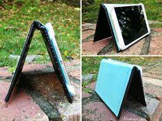 side view diy ipad case - Monrogue.com