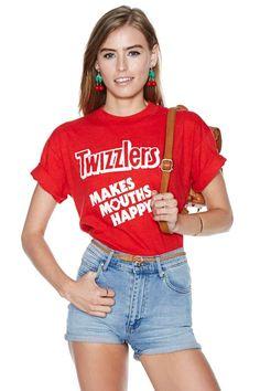 Vintage Twizzlers Tee