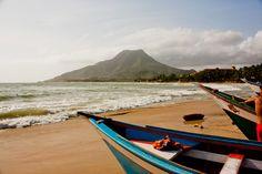 Beach on Margarita Island, Venezuela