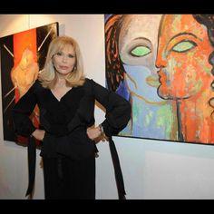 Amanda, painter