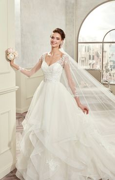 Wedding Dress Colet  COAB17275 2017