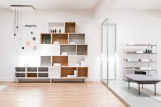 Muuto Stacked Configuratie en Compile kastsysteem. Vanaf eind september in de Muuto showroom in Breda. http://houtmerk.nl/muuto-design