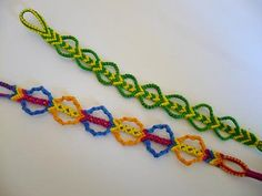 Bubble Bracelet Tutorial.. How cute.. Will have to try this one