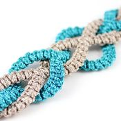 knot bracelet....going to figure this one out!