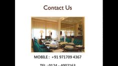 Ambience Creacions Gurgaon @ +91 971709 4367