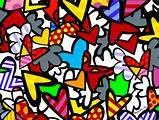 Romero Britto e la sua arte neo-pop