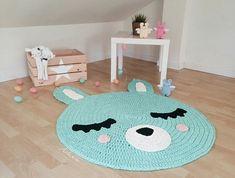 Image of Alfombra infantil conejito *Children rug rabbit