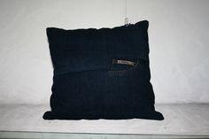 Купить Подарочные подушки из джинсов своими руками - джинсовый стиль, джинсовый мир, джинсовая мечта