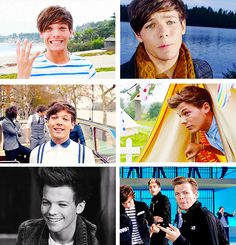 Louis Tomlinson | One Direction