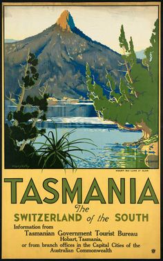 Tasmania - The Switzerland of the South! #greenwithenvy #lifeinstyle