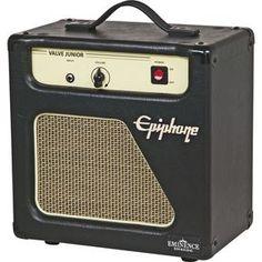 Epiphone Valve Jr. Simplicity!
