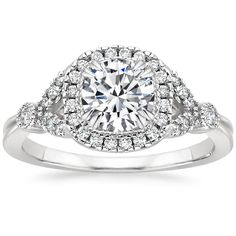Explore our stunning diamond engagement ring settings in recycled platinum or gold. Pair your selection with a dazzling beyond conflict free diamond. Classic Engagement Rings, Platinum Engagement Rings, Perfect Engagement Ring, Engagement Ring Settings, Man Made Diamonds, Lab Created Diamonds, Three Stone Rings, Wedding Rings, Brilliant Earth