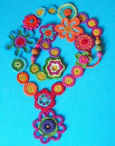 Flower Power by eclectic gipsyland, via Flickr