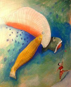 DISEGNI ALLA FINESTRA Silvia Caturano: Children Art