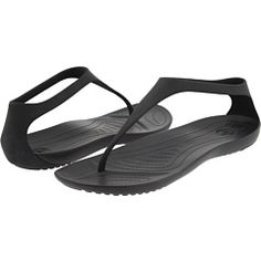 Crocs.  Finally some crocs that aren't the ugliest things I will put on my feet. Sexi Flip croc