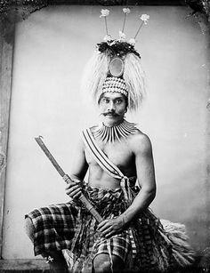 Samoan Manaia