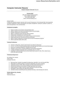 7 Resume Basic Computer Skills Examples   Sample Resumes   Sample ...