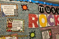 Mrs. King's Music Room