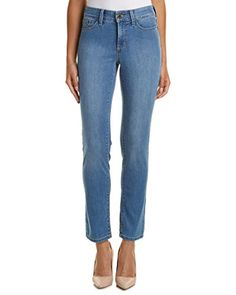 NYDJ Womens Sheri Skinny Jeans In Evansdale Evansdale 2 >>> Check this awesome product by going to the link at the image.
