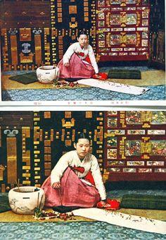 ✩ GISAENG ✩【기생】 #Korean #gisaeng #kisaeng #ginyeo #kinyeo #courtesans #vintage #retro #korea #history #기생 #기녀 #한국역사