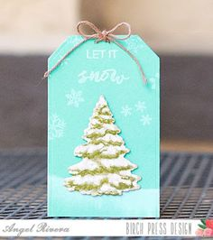 In My Creative Opinion: 25 Days of Christmas Tags - Day 17
