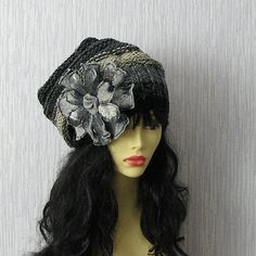 Womens Hat Slouchy Hat Slouchy Women Hat Slouch by AlbadoFashion