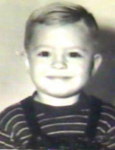 Childhood picture of John Denver.