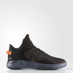 a1e40cced16f Adidas Cloudfoam Revival Mid Shoes (Core Black   Black   Infrared) Adidas  Neo Shoes