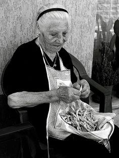 fagioli freschi a pranzo