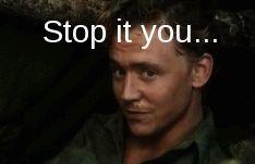 Tom Hiddleston ~ oh man; Thomas William Hiddleston, Tom Hiddleston Loki, Beau Gif, Bae, British Men, Raining Men, The Villain, Man Crush, Perfect Man