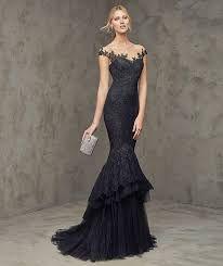 Resultado de imagen para vestidos negros de fiesta