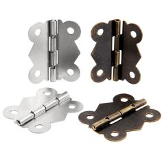 Cheap Furniture Fittings, Buy Quality Cabinet Hinges Directly From China  Iron Hinge Suppliers: Antique Bronze/Silver Cabinet Hinges Butterfly Iron  Hinges ...