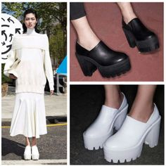 2014 fashion pointed toe boots genuine leather patent leather thick heel platform boots women's shoes platform martin boots