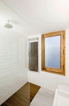 Barcelona Flat Bathroom