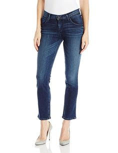 Hudson Jeans Women's Bailee Midrise Crop Baby Boot Flap Pocket Jean, Moonshine, 24 ** Buy now: http://amzn.to/2iMPfAc