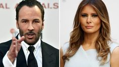 The Wynn Las Vegas hotel has stopped selling Tom Ford cosmetics and sunglasses and President-elect Donald Trump declared on television it is because of the designer's dis over dressing his wife, Melania.