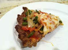 Paleo Table | Paleo Recipes, meal plans, and shopping lists: Meatza