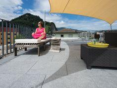 Die 27 Besten Bilder Von Trendy Moderne Terrassen Mit Naturstein
