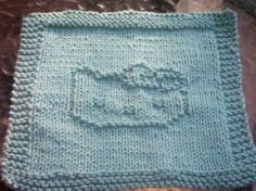 1000+ images about cat squares on Pinterest Dishcloth, Cloth patterns and P...
