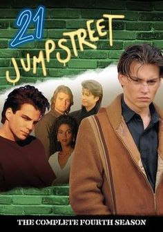 21 Jump Street helped Fox get its start as a network to contend with. I was a true-blue fan from day 1 (Johnny Depp? Uncle, already...)