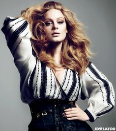 Hello Adele, is that you? … | Pinteres…