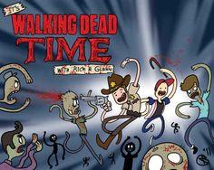 The Walking Candy Dead