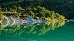 lago di Fiastra by Luigi Alesi on 500px