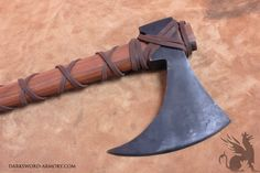 Viking Axe (#1742) - Darksword-armory