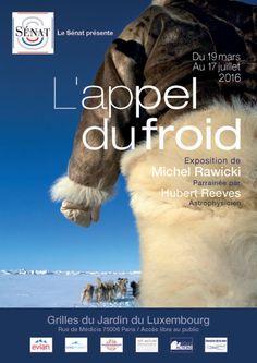 Jusqu'au 26 juillet 2016, 80 photographies de Michel Rawicki sont exposées sur les grilles du Jardin du Luxembourg à Paris. De l'Antarctique au Groenland, en passant par la Sibérie ou encore l'Alaska, le photographe a pendant plus de 20 ans et près de 35 voyages, sillonné et photographié les régions polaires en s'intéressant aux Hommes, aux bêtes et aux glaces...