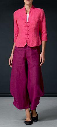 Vivid Linen | Women Essential