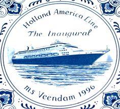 Buque de crucero Veendam 1996, Holanda