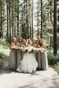 26 Lovely Spring And Summer Bridesmaid Dress Ideas