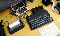 "ZX Spectrum y sus periféricos, ""Those wonderful years. Spectrum, Electronics, Shopping, Videogames, Tecnologia, Nostalgia, Consumer Electronics"